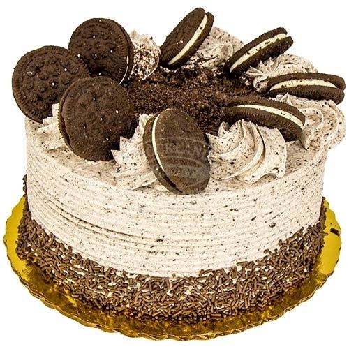 Swell Shlomis 7 Oreo Birthday Cake Rocklandkosher Com Online Personalised Birthday Cards Arneslily Jamesorg