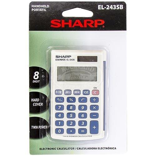sharp calculator 8 digit twin power rocklandkosher com online